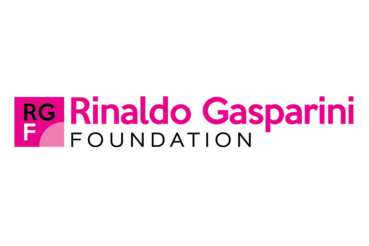 Rinaldo Gasparini Foundation logo by Inusuale