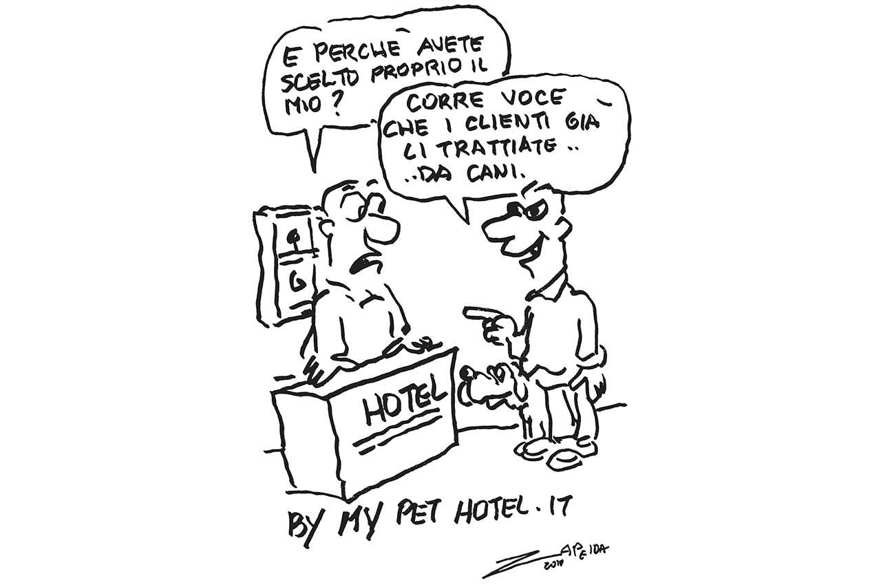 Mypethotel vacanze con il cane in hotel